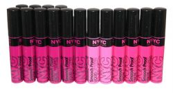 16 x NYC Smooch Proof Liquid Lip Stain | 3 Shades | Wholesale